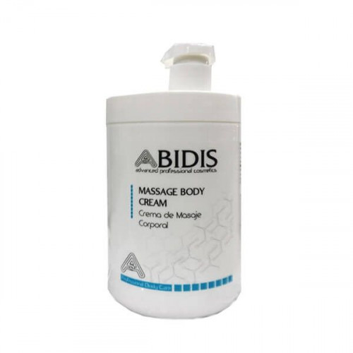Abidis - CREMA GENERAL de masaje 1000 ml