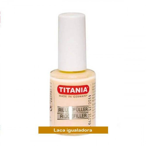 Titania - Laca igualadora de uñas - 12 ml