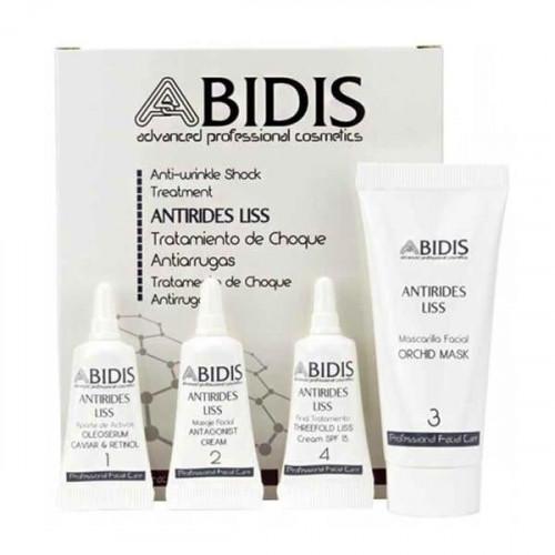 Abidis - ANTIRIDES LISS. Trat. de Choque Antiarrugas