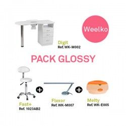 Weelko - Pack Glossy especial manicuras
