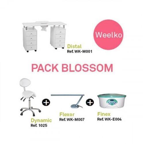 Weelko - Pack Blossom especial manicuras