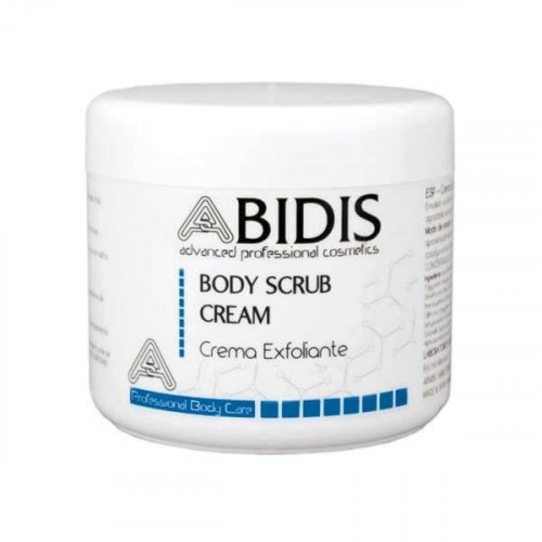 Abidis - Crema exfoliante corporal BODY SCRUB