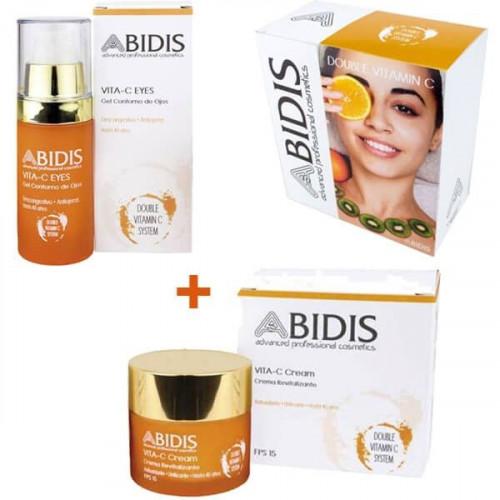 Pack Abidis1 - Crema + Contorno Vitamina C