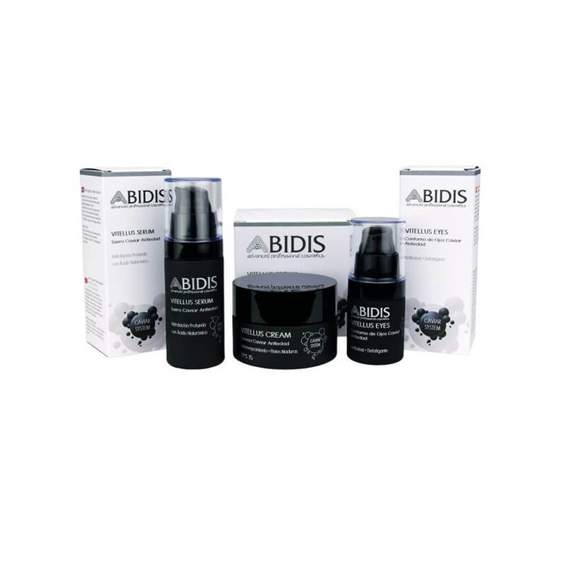Abidis - VITELLUS Serum. Suero Caviar Antiedad 30ml.