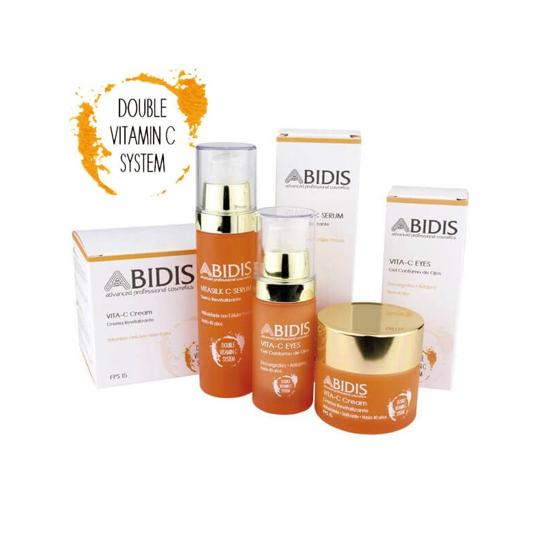 Abidis - VITA-C Eyes. Gel contorno de ojos 30ml.