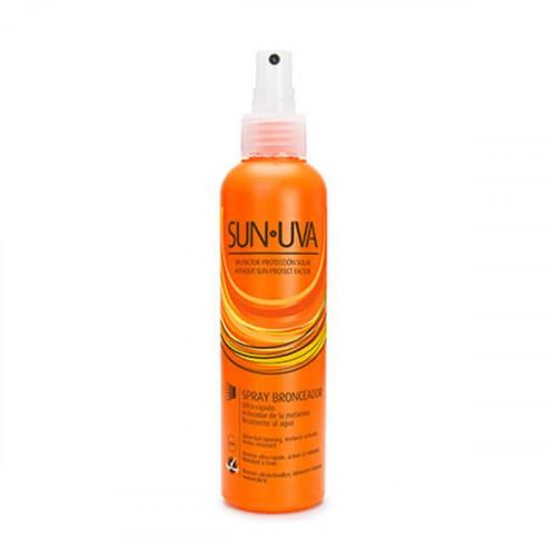 Diet Esthetic - SUN UVA sin FPS activador de la melanina, water resistant - 200 ml.