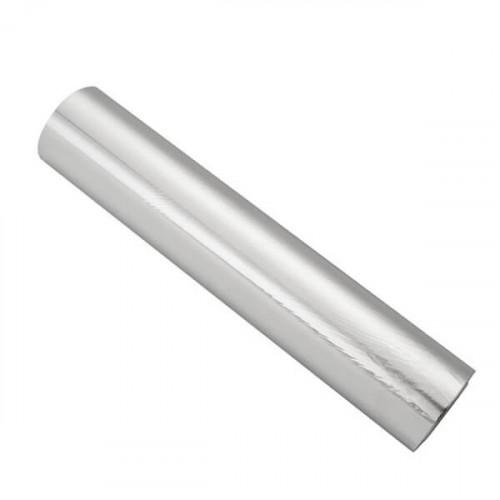 Rollo aluminio plata (29cm - profesional)