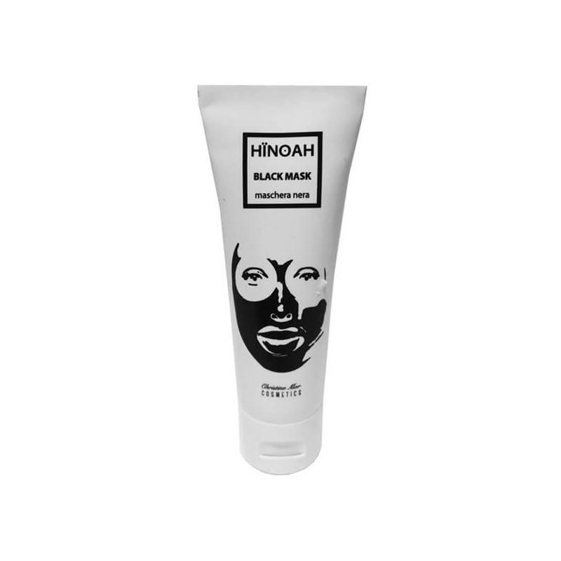 Descatalogado-Hinoah - Black Mask. Máscarilla negra para puntos negros - 75ml.