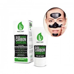 Diet Esthetic - Peel-off Black Mask. Mascarilla negra carbón - 50ml.