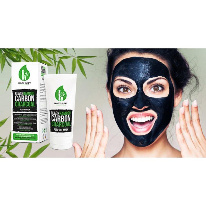 Diet Esthetic - Peel-off Black Mask. Mascarilla negra carbón - 50ml.