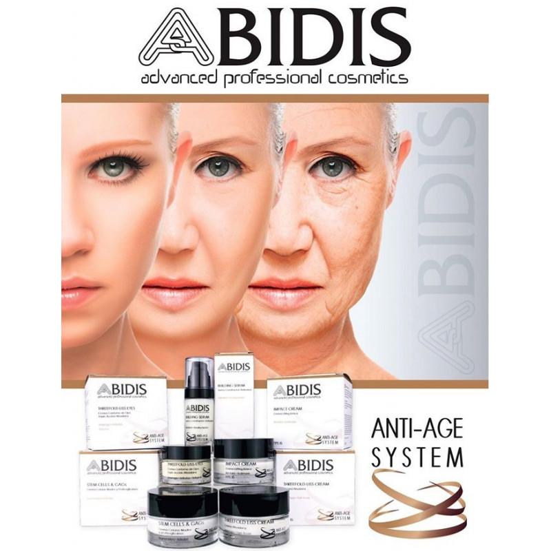Abidis - THREEFOLD LISS Eyes. Contorno de Ojos Alisadora 30ml.