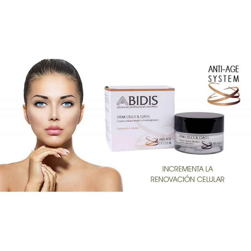 Abidis - THREEFOLD LISS Cream. Crema Alisadora 60ml.