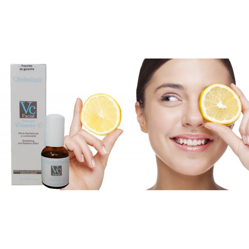 Cibelesthetic - Serum facial con Vitamina C - 30ml.
