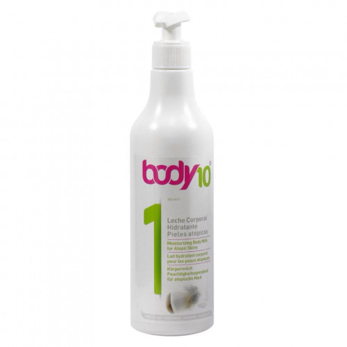 Diet Esthetic - Body 10 nº 1 Pieles atópicas - 500ml.