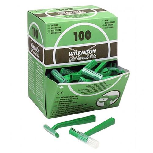 Maquinilla/Cuchilla para rasurar Wilkinson - 100 uds