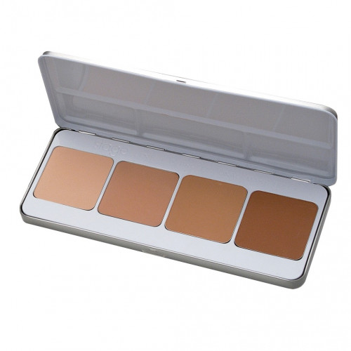 Stage Line - COMPACT MAKE UP PALETTE. Con 4 colores