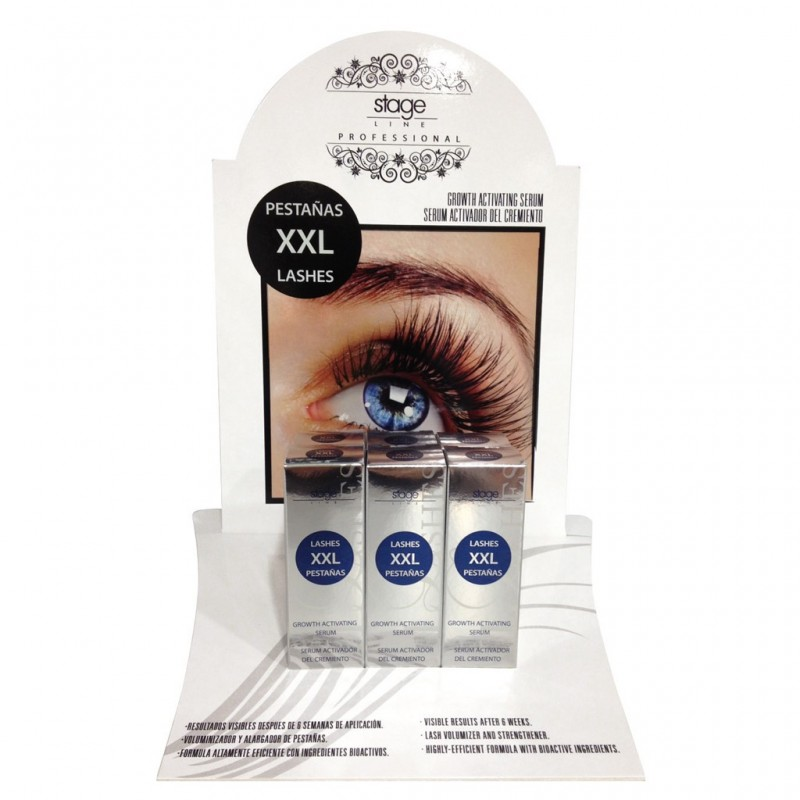 942a3812ad5 Stage Line - EXPOSITOR DE XXL LASHES. 6ud, comprar online