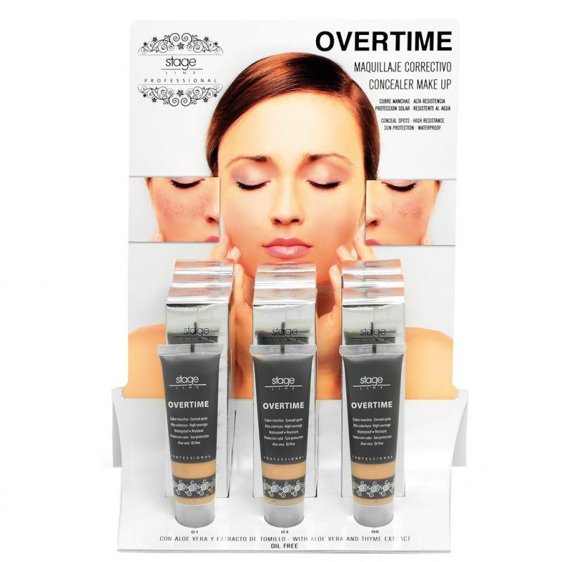 Stage Line - OVERTIME. Maquillaje en crema - 30 ml