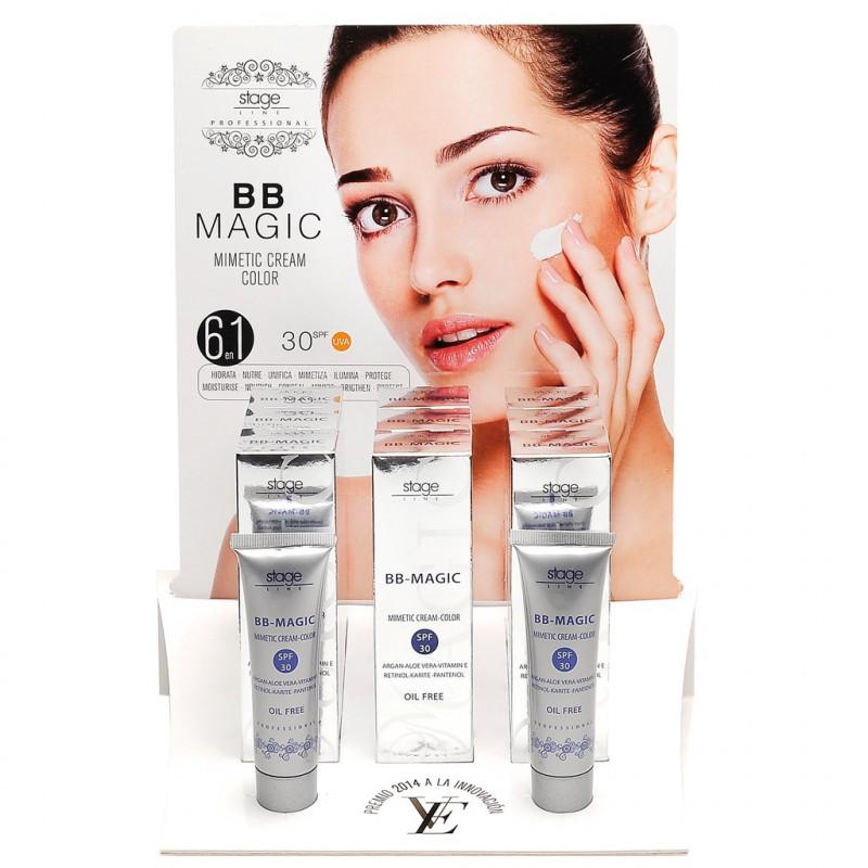 Stage Line - BB Cream MAGIC. Crema color y SPF 30 - 25 ml
