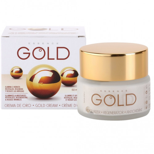 Diet Esthetic - ORO crema FPS 15 - 50 ml.