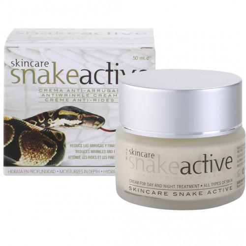 Diet Esthetic - SKINCARE SNAKE Crema Veneno de serpiente 50ml.