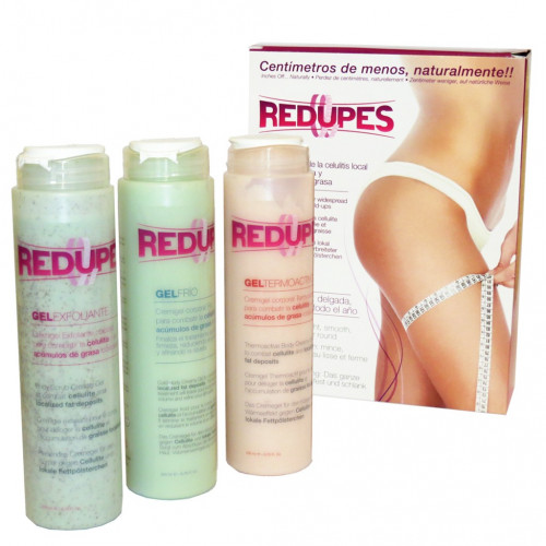 Diet Esthetic - Redupes triple acción. Anticelulítico - 3x200 ml.