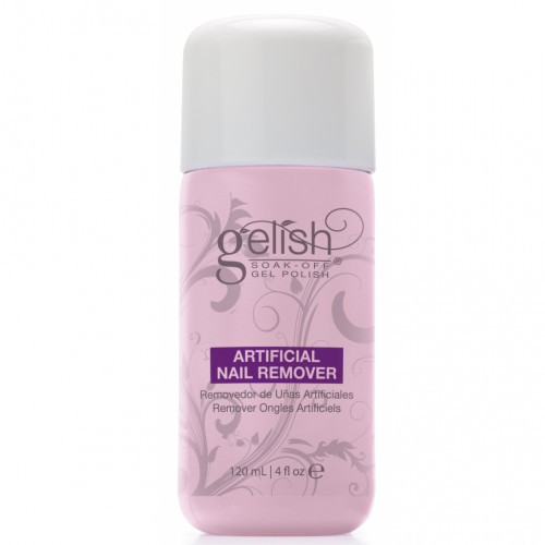 Gelish -  Artificial Nail Remover  - 120ml. (rosa)
