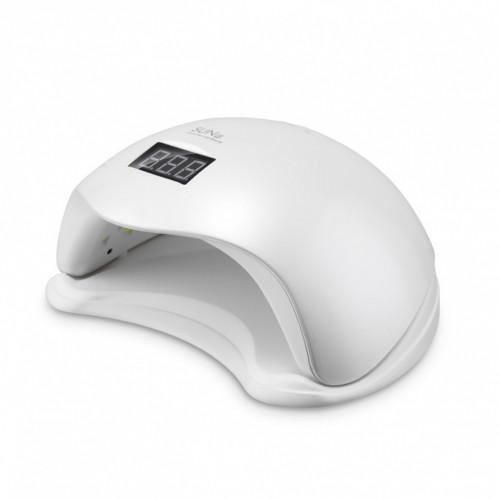 Weelko - Lámpara manicura UV-LED-DRY digital 48W