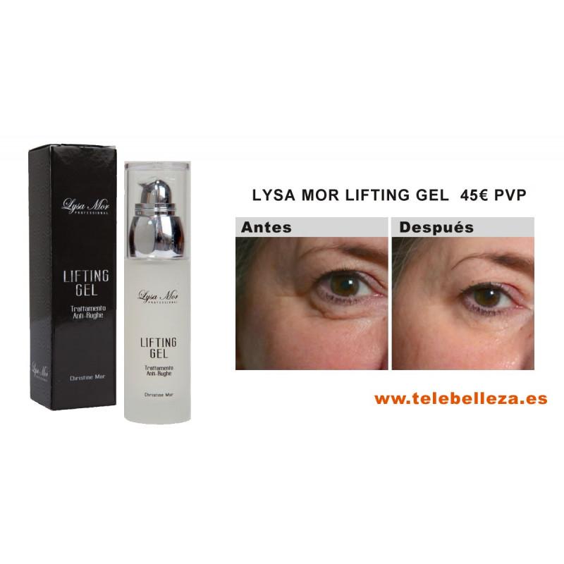 Lysa Mor Lifting Gel. Tratamiento Antiarrugas - 30 ml