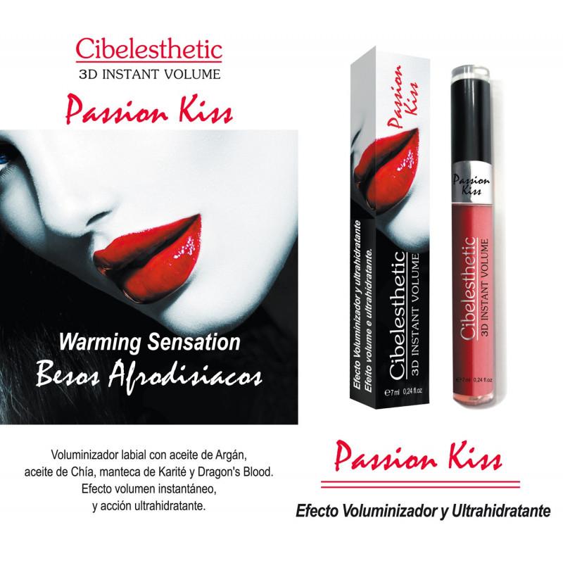 Cibelesthetic - Voluminizador Labial 3D Passion Kiss 7ml.