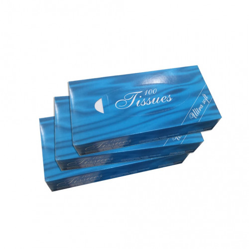 Tissues Ultra soft - 40 Cajas de 100 uds.