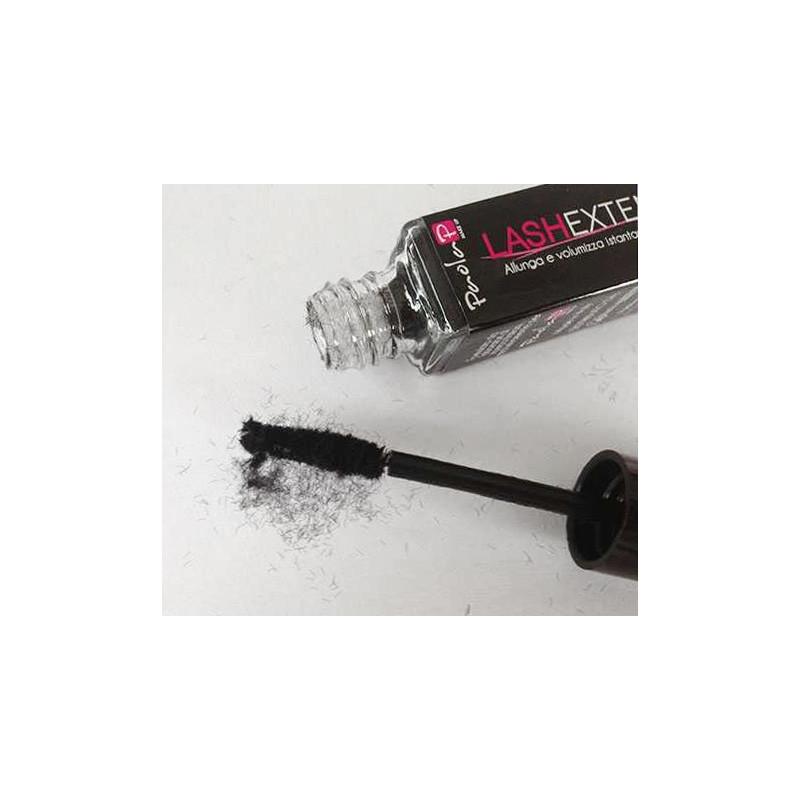 PaolaP - Lash Extender. Prolongador de pestañas con fibras naturales