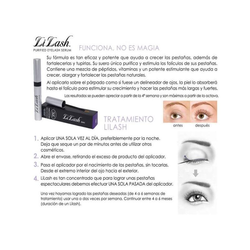 Li Lash - DUO Tratamiento para Pestañas + Máscara