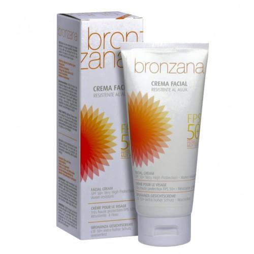 Diet Esthetic - BRONZANA FPS 50+ Crema facial - 50+25 ml