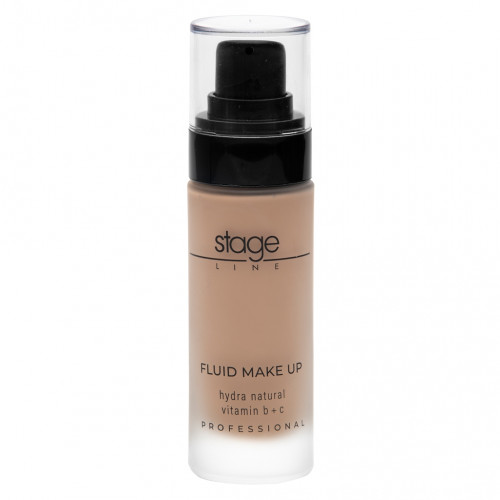 Stage Line - FLUID MAKE UP. Maquillaje fluido - 30 ml