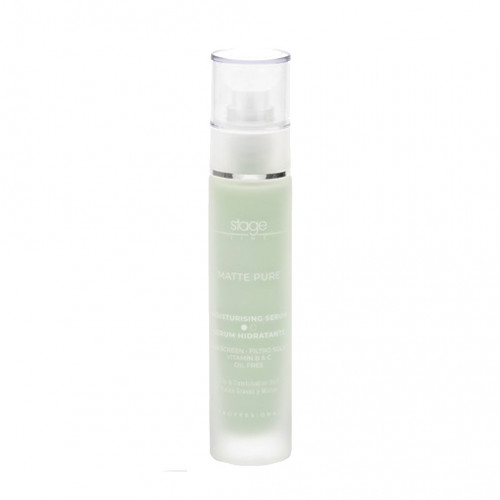 Stage Line - MATTE PURE MOISTURISING SERUM - 50 ml