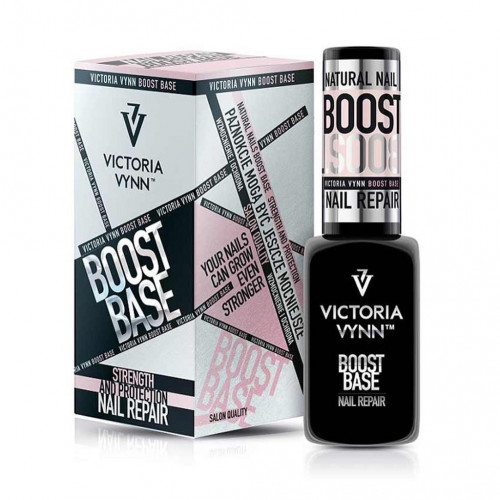 Victoria Vynn - Boost Base. 2en1 Base Hybrida y tratamiento uña natural 8 ml.