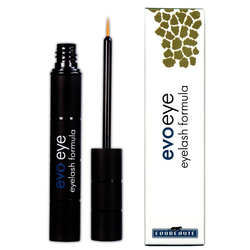Pack EvoEye Eyelash formula + EvoEye Mascara Advanced