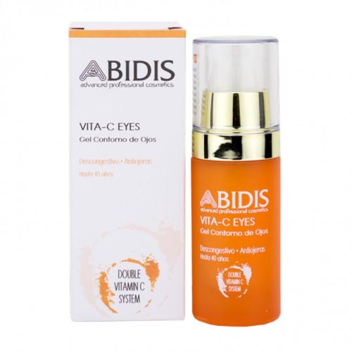 Abidis - VITA-C Eyes. Gel contorno de ojos 30ml.