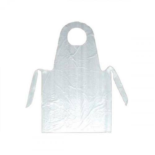 Delantal plástico (76x120 cms) - 100 uds
