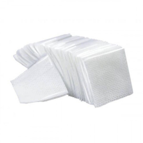 Gasas 20x20 - 2500 uds a granel (nail wipes)