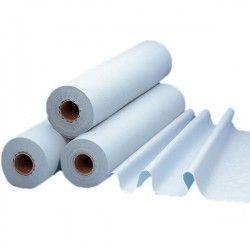 Rollo papel camilla Blanco estándar 100 m.
