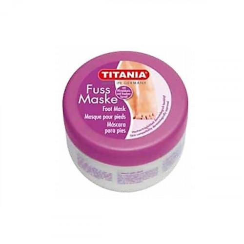 Titania - Mascarilla exfoliante para Pies 250 ml.