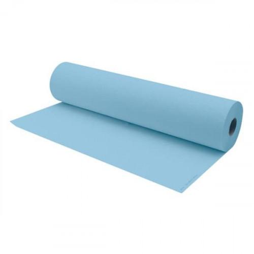 Rollo papel camilla Azul 100 m.