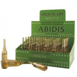 Abidis - ABIDEPIL Inhibidor de crec. vello. 36 ampollas x 10ml